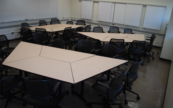 How Do I Design A Scale Up Classroom